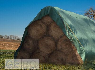 Abdeckvlies 9,8m x 6m Strohvlies Strohballen Schutvlies Heuvlies Getreidevlies