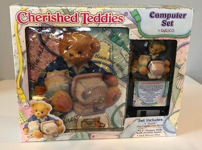 Terry Teddies - 1999 Cherished Teddies Terry #476579