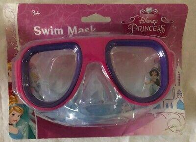 Princess Swimming Goggles (Pink Disney PRINCESS Pool Swimming GOGGLES)