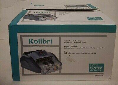 Kolibri Money Counter With Counterfeit Detection