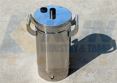 Small Powder Hopper Stainless Steel 304 For Powder Coating Machine