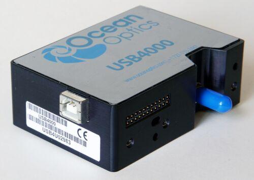 Ocean Optics USB4000 USB spectrometer, 573-890nm