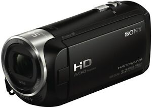 NEW Sony HDRCX240 Full HD Flash Handycam HDRCX240