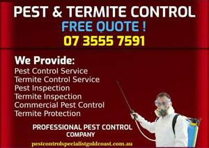 ✅ TERMITE & PEST CONTROL SPECIALISTS IN GOLD COAST-BRISBANE-TWEED