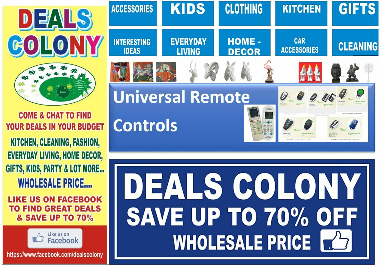 Deals Colony