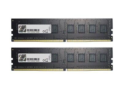 8GB G.Skill DDR4 2400MHz PC4-19200 CL17 Dual Channel Memory Kit (2x 4GB)