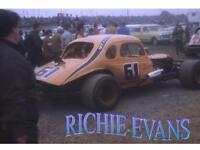 CD/_313 #61 Richie Evans  1:43 Scale DECALS