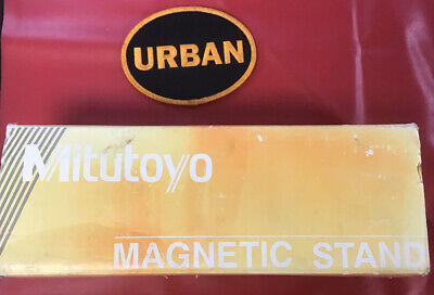 Mitutoyo 7010sn Magnetic Stand Nos