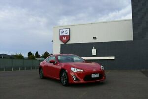 2013 Toyota 86 ZN6 GT Red 6 Speed Sports Automatic Coupe