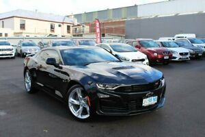 2019 Chevrolet Camaro MY19 2SS Black 10 Speed Sports Automatic Coupe Glebe Hobart City Preview