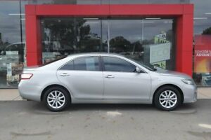 2011 Toyota Camry AHV40R Hybrid Sakana Silver Continuous Variable Sedan Swan Hill Swan Hill Area Preview