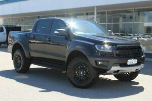 2019 Ford Ranger PX MkIII 2019.75MY Raptor Black 10 Speed Sports Automatic Double Cab Pick Up Osborne Park Stirling Area Preview
