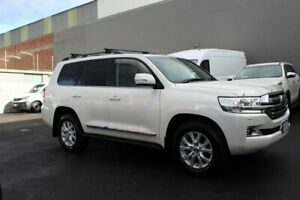 2017 Toyota Landcruiser VDJ200R Sahara 6 Speed Sports Automatic Wagon Glebe Hobart City Preview