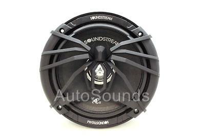 Soundstream Sm.804n 350 Watts 8 Midrange Speaker Pro Audio Mid Bass Driver