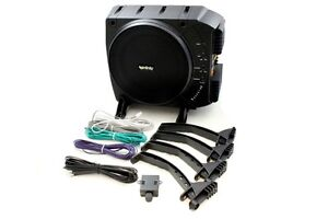 Infinity-BASSLINK-10-Amplified-Loaded-Subwoofer-Enclosure-W-Passive-Radiator