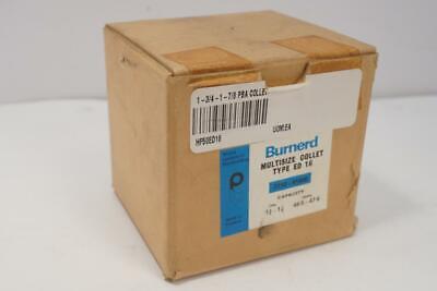 New Pratt Burnerd Type Ed16 Multisize Chuck Collet 1-34-1-78. 44.5-47.6mm Uk