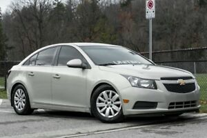 2011 Chevrolet Cruze LT / CarLoans Available for Any Credit