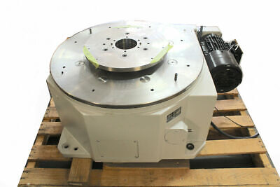 Weiss Tc700 T Rotary Indexer 8 Station 3.4kw 240-460vac