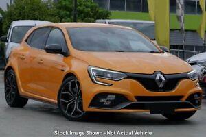 2018 Renault Megane XFB-BFB RS 280 Orange 6 Speed Manual Hatchback Greenway Tuggeranong Preview