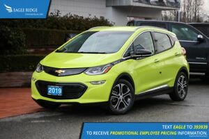 2019 Chevrolet Bolt EV Premier Heated Seats, Leather