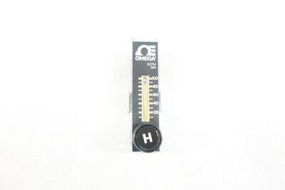 Omega Fl-1006 Purge Rotameter 10-100scfh Air