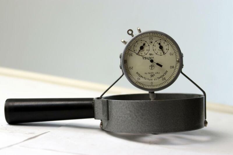 Vintage Russian Soviet  Anemometer