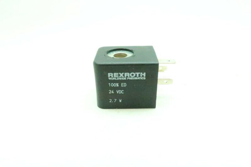 Rexroth R432011989 Solenoid Coil 24v-dc