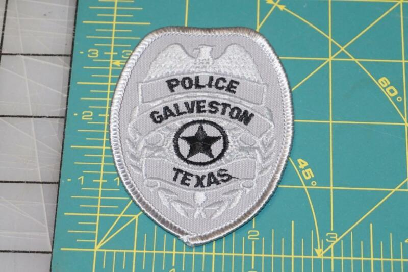 Galveston Texas Police Patch (10018)