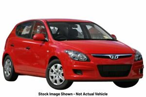 2012 Hyundai i30 FD MY11 SX Maroon 4 Speed Sports Automatic Hatchback Durack Palmerston Area Preview