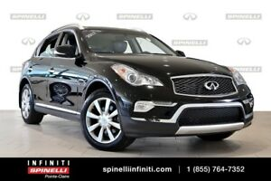 2017 Infiniti QX50 JOURNEY AWD, LEATHER, MAGS, ROOF