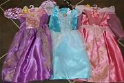 Disney Princess Costume Lot