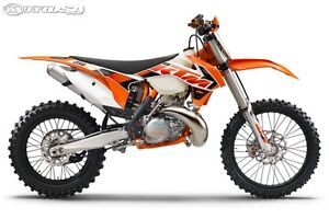 Looking for KTM a 150XC / 250XC