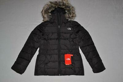 THE NORTH FACE WOMEN GOTHAM JACKET II BLACK ALL SIZES  AUTHENTIC BRAND NEW
