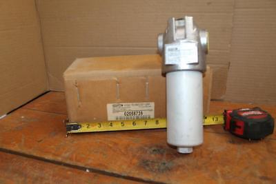 Nos Hydac 02058739 Hydac Lfbnhc110g10a1.012b6 Hydraulic Pressure Filter 150ps