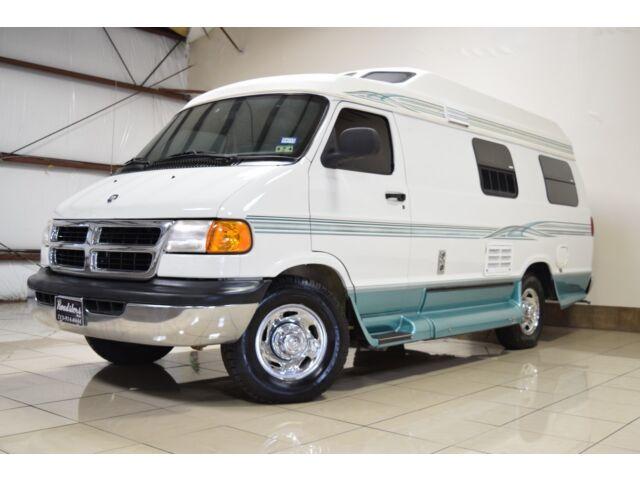 Imagen 1 de Dodge Ram Van white