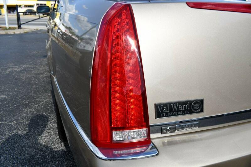 Image 15 Voiture Américaine d'occasion Cadillac DTS 2006