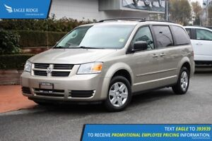 2008 Dodge Grand Caravan SE AM/FM Radio, CD player, A/C