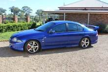 2002 Ford TS50 Sedan limited edition hand built Young Young Area Preview