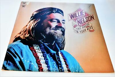 Willie Nelson The Sound In Your Mind 1976 CBS KC34092 Stereo Vinyl LP Strong
