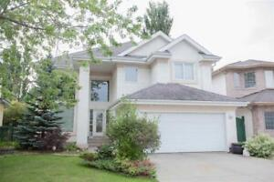 2 Story House in Riverbend Available Nov (SW Edmonton)