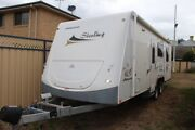 Jayco Sterling Caravan with triple bunks & queen bed Stockton Newcastle Area Preview