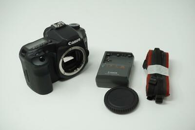 Canon EOS 40D 10.1MP DSLR Digital SLR Camera Body Only Very Good Used Black G183