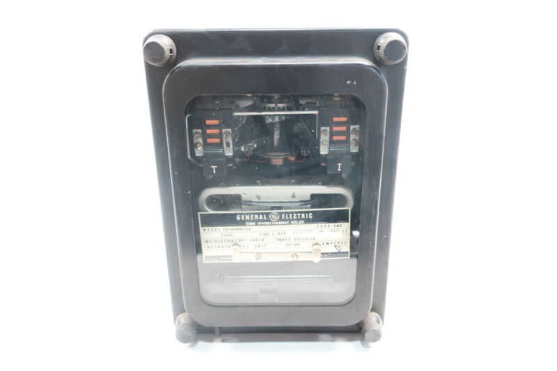 General Electric Ge 12IAC66C2A Time Overcurrent Relay