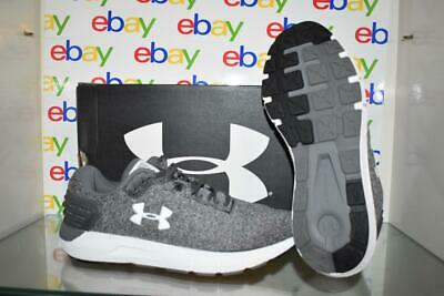 Under Armour Men's Charged Rogue Twist Running Shoes 3021852 100 Size 10 Grey