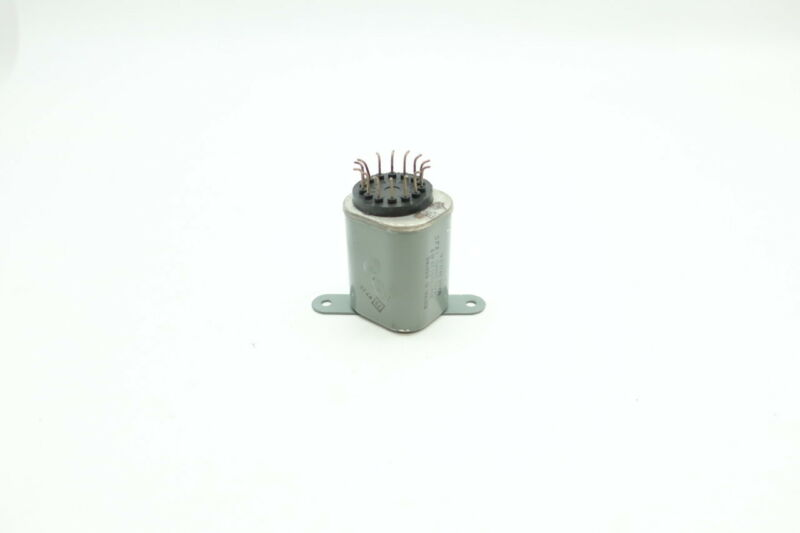 General Electric Ge 3S2791G138B8 Relay