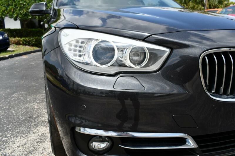 Image 12 Voiture Européenne d'occasion BMW 5-Series 2016