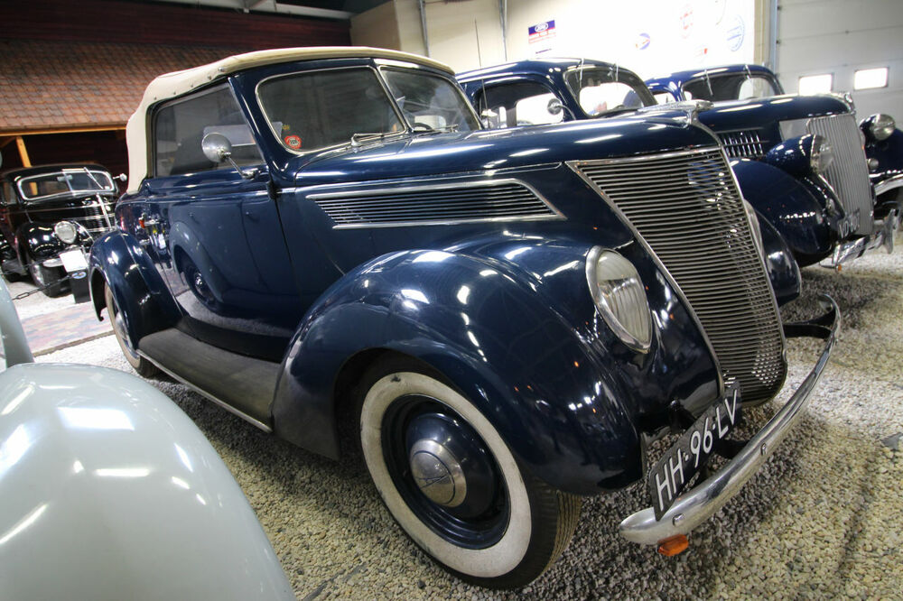 Ford 760 A Cabriolet 1937