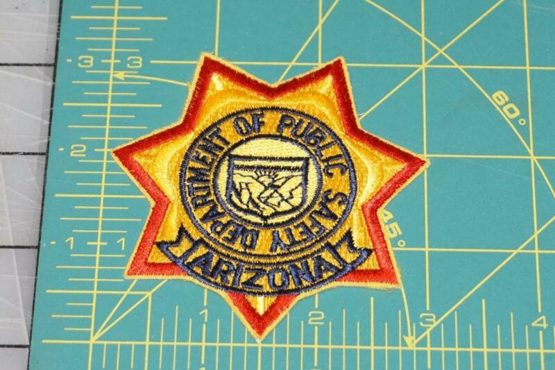 Department Of Public Safety Arizona Patch (1007)