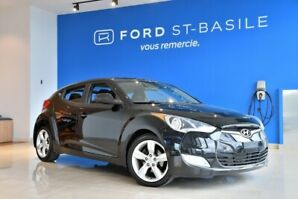 2012 Hyundai Veloster DCT+CAMÉRA+BLUETOOTH+CLÉ INTEL+++ NEVER ACCIDENTED