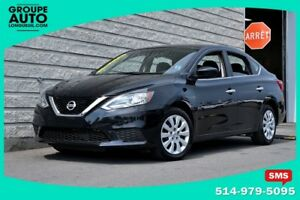 2017 Nissan Sentra *SV*AUTOM*A/C*CAMERA*SIEGES CHAUFFANTS*